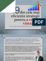 E-Book 19 Strategii de Marketing Si Vanzari by Lorand Soares Szasz