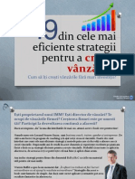 E-Book 19 Strategii de Marketing Si Vanzari by Lorand Soares Szasz