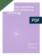Ziele Broschuere Migration Kroatisch
