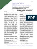 Efeito metabolicos da suplementação de Whey protein