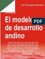 Pachacuti El Modelo de Desarrollo Andino