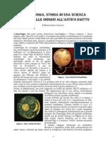 L'Astrologia Storia Di Una Scienza Antica - Dalle Origini All'Antico Egitto