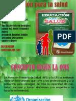 Equipo 10 Educacion Para La Salud.