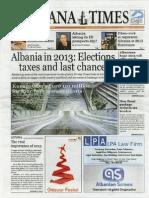 Tirana Times LPA Law Firm Albania 3