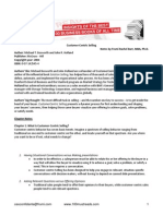 Customer Centric Selling Summary by Frumi Rachel Barr
