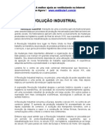 Revolucao Industrial Resumo