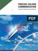 Konica Minolta Chromameter Color Theory