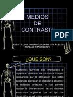 MEDIOS DE CONTRASTE