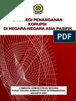 Strategi Penanganan Korupsi Di Negara-Negara Asia Pasifik