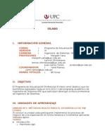 PAP 11 - Silabo