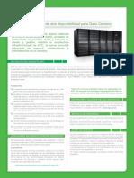 Soluciones Alta Disponibilidad Datacenters