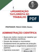 ORGANIZAÇÃO TAYLORISTA 01-1