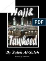 Hajj and Tawheed