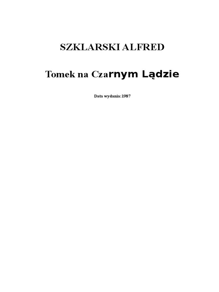 2 Tomek Na Czarnym Lądziertf
