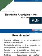 Aula 1 - Resistores