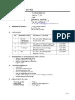 Prabesh CV