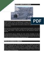 Desenvolvimento de Minas