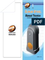 Manual de Instalación Mecánica Eurus Steel