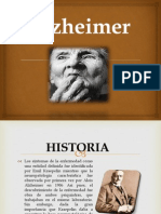 Presentacion de Alzhaimeir