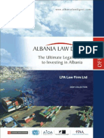 LPA Law Firm Ltd_Albanian Law Digest_directory Debt Collection