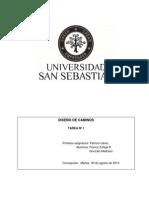 tarea nº1 diseño de caminos clasificacion de suelos