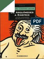 De Arquimedes a Einstein Los Diez Experimentos Mas Bellos de La Fisica-Lozano Leiva Manuel