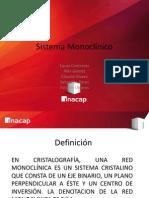 Sistema Monoclinico