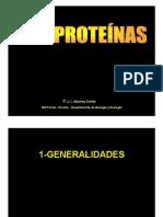 Clase de Proteinas