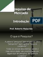 1. INTRODUÇÃO À PESQUISA - 2012 (1)