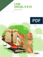Pesquisa Em Servico Social II e III