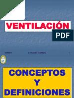 Factores Del Ambiente de Trabajo Ventilacion 2013