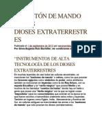 EL BASTÓN DE MANDO DE LOS DIOSESEXTRATERRESTRES.doc