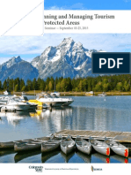 Planning and Managing Tourism in Protected Areas