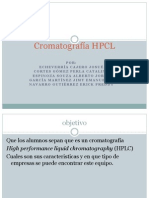 (HPLC) analitica