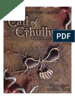 GM Screen - d20  Call of Cthulhu