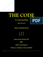 The Code to the Matrix - Rough Draft