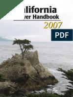 Official California Driver's Handbook