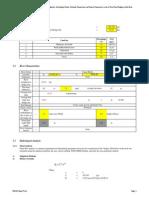 Hydrological Analysis Gagan 25mSpan Print