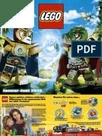 Lego 2013 car
