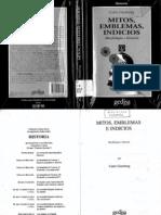 4. Mitos, Emblemas, Indicios Morfologia e Historia-Carlos Ginzburg