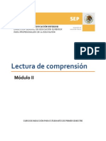 Modulo 2 Lectura de Comprension