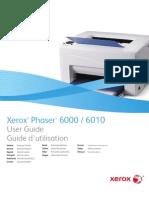 Manula Xerox Phaser 6000
