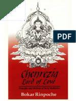 Bokar Rinpoche - Chenrezig Lord of Love