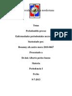 Periodontitis precoz