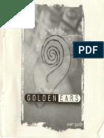 Golden Ears Audio Eartraining (Manual)