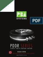 PDDR Direct Drive Rotary Motor