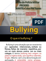 Palestras- Bulling e Drogas