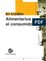 Codex Alimentarius- A Set of Three Resource Manuals (Spanish)