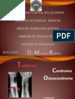 Condroma y Osteocondroma