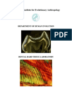Dental Microstructure